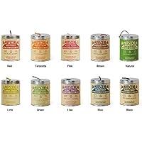 NUTSCENE(ナッツシーン) Nutscene 缶入り麻ひも Lilac 150m TIN250L