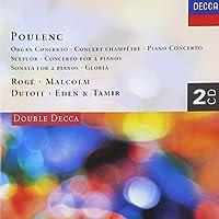 Organ Concerto/Gloria/Sextuor/Concert Champetre