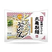 ジェーオージェー 丸亀製麺 とろろぶっかけうどん 323g 冷凍