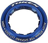TOKEN(トーケン) TK042S ロックリング 12T シマノ ブルー