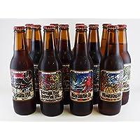 ベアードビール 定番12種類、飲み比べセット Baird Beer Year-Round 330ml×12本 クール便