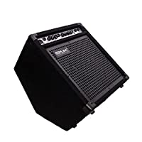 Coolmusic DK-35 35watts Personal Monitor Amplifier Electric Drum Amplifier PA Workstation Keyboard Speaker and Acoustic Guitar Amplifier [並行輸入品]