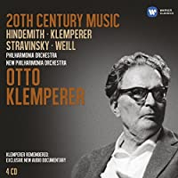20th Century Music by Otto Klemperer