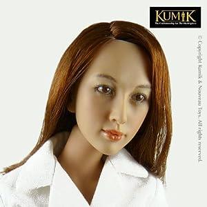 KUMIK 1/6 K021A 女性ヘッド(HARA) レア [並行輸入品]