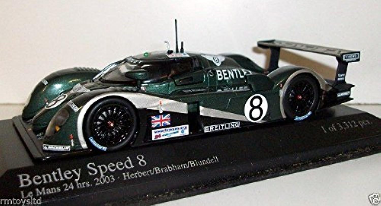 1/43 ベントレー Speed 8 〓2003 ルマン24hrs. #8 〓 BENTLEY