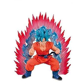 ドラゴンボール超 超神技伝 SSGSS孫悟空~界王拳ブルー~ 全2種セット