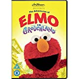 The Adventures of Elmo in Grouchland [DVD] [Import]