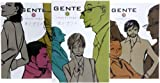 GENTE コミック 1-3巻セット (Fx COMICS)
