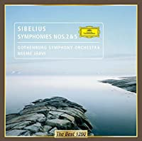 Sibelius: Symphonies No. 2 & No. 5 by Neeme Jarvi (2015-05-20)