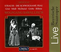 Richard Strauss : Die Schweigsame Frau / Sawallisch, Bayerisches Staatsorchester