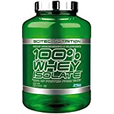 Scitec Nutrition - Post-Workout Fat Loss & Lean Muscle Growth Whey Isolate - Vanilla Flavour - 2000g