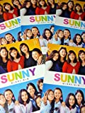 最新 見開き ともさかりえ 小池栄子 映画 フライヤー 5枚セット チラシ「SUNNY 強い気持ち・強い愛」5枚セット 篠原涼子 広瀬すず