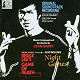 Game of Death / ...  John Barry, John Barry, Original Soundtrack, Colleen Camp  (Silva Screen)
