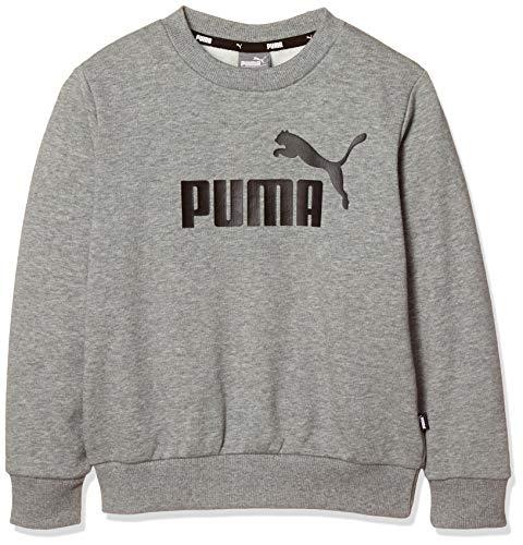 PUMA Mens Ess Logo Crew Sweat Tr Pullover