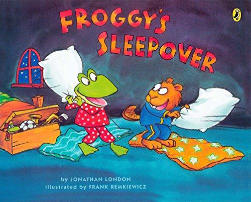 Froggy's Sleepoverの詳細を見る