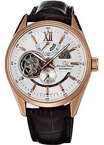 [オリエント]ORIENT 腕時計 ORIENTSTAR オリエントスター モダンスケルトン 機械式 自動巻き (手巻き付き)  ホワイト WZ0211DK メンズ