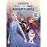Frozen 2: Colouring Adventures (Disney)