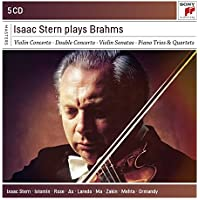 Isaac Stern Plays Brahms (Sony Classical Masters)
