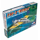 Hobbyboss 1:72 - F4f-3 Wildcat