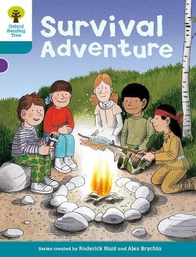 Oxford Reading Tree: Level 9: Stories: Survival Adventureの詳細を見る