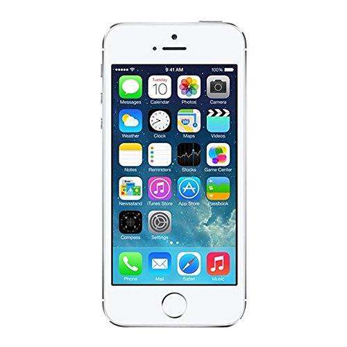au au iPhone5s 16GB シルバー 白ロム