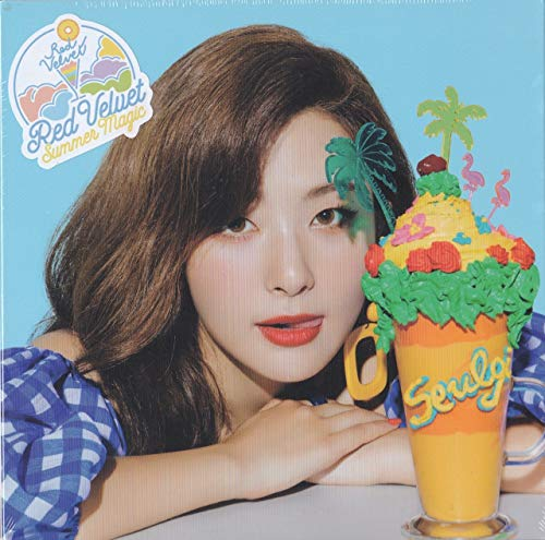 Red Velvet Summer Magic Seulgi Ver. (韓国盤)(限定盤)