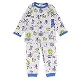 (アンパサンド)AMPERSAND 動物柄前開きパジャマ:長袖