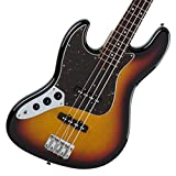 Fender / Made in Japan Traditional 60s Jazz Bass Left-Hand 3-Color Sunburst 左利き用