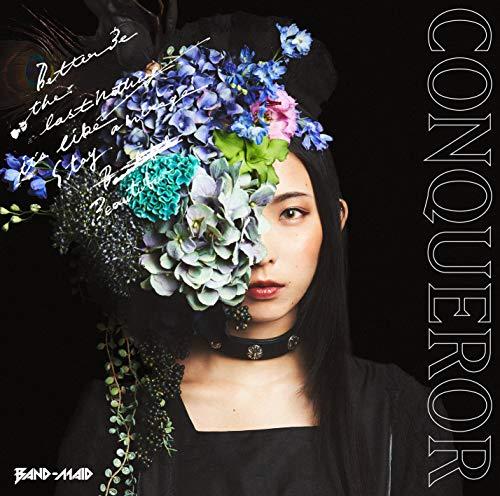 【Amazon.co.jp限定】CONQUEROR (初回生産限定盤B) (特典:オリジナルチケットフォルダー)付