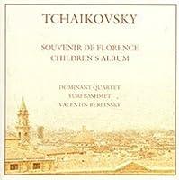 P. Tchaikovsky. Souvenir De Florence. Children's Album