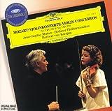 モーツァルト:ヴァイオリン協奏曲第3番、第5番《トルコ風》