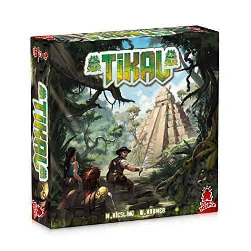 ティカル:Tikal(2016年版) / SuperMeeple / W Kramer& M Kiesling
