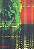 "GLAY ARENA TOUR 2000 ""HEAVY GAUGE""in SAITAMA SURER ARENA [DVD]"