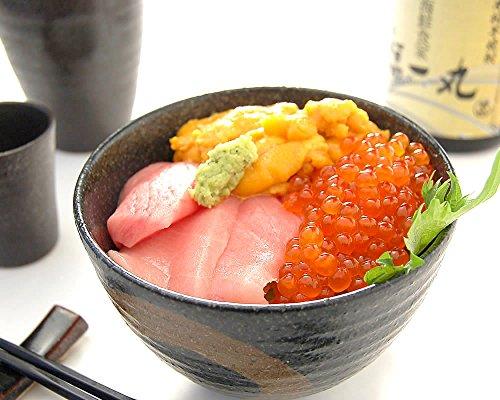 ギフト 海鮮福袋 本鮪大トロ・無添加ウニ・北海道産いくら計400g