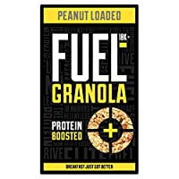 Fuel - Cereal - Nut Loaded Chunky Granola - 400g