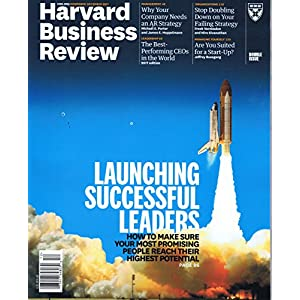 Harvard Business Review [US] November - December 2017 (単号)