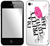 Zing Revolution Pretty Little Liars Premium Adhesive Skin for iPhone 4/4S I'm a Pretty Little Liar (MS-PLL50133) [並行輸入品]