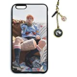 Fanstown KPOP BTS Bangtan Boys in the mood for love EPILOGUE:Young Forever iPhone 6 plus/iPhone 6s plus case + Dust plug charm (030) [並行輸入品]