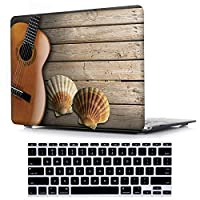 "ワールドマップfor MacBookケース Macbook Pro 15"" (With Retina) Guitar"