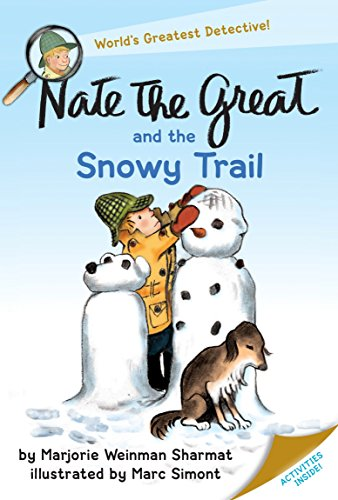 Nate the Great and the Snowy Trailの詳細を見る