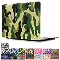 Macbook Air 13ケース, payphall Macbook Air印刷花シリーズパターンプラスチックハードケースfor Apple MacBook Air 13インチモデル: a1369/ a1466