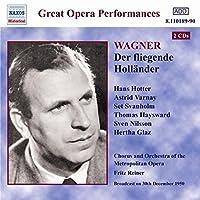 Wagner: Der Fliegende Holland by Hotter (2006-08-01)