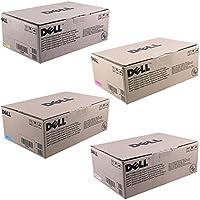 Dell 2145CN標準トナーカートリッジセット
