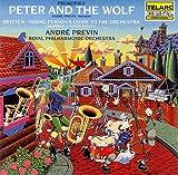 プロコフィエフ:ピーターと狼 画像