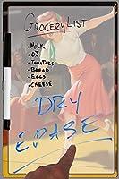 ヴィンテージpin-upポスター印刷Brunswick bowling- by William Medcalf Dry Erase Board