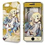 スマートフォンケース アズールレーン iPhone 7/8ケース&保護シート デザイン02 エルドリッジ 【デザジャケット】