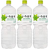 コカ・コーラ い・ろ・は・す 天然水 2LPET×3本