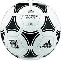 (5, White / Black) - adidas Tango Rosario Football - White/Black - Size 1.5mball
