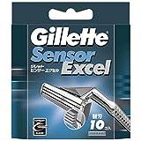 P&G ジレット センサーエクセル 替刃 10個入