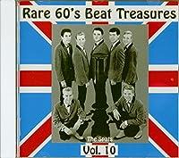 Rare 60'S Beat Treasures【CD】 [並行輸入品]